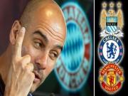 """Bóng đá Đức - Pep muốn đến Anh, Man City quyết """"tậu"""" Messi"""