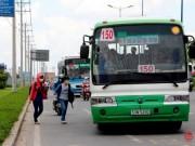 Giáo dục - du học - Xe buýt TP.HCM: Năm 2016 học sinh, sinh viên được trợ giá tối đa 4 lượt/ngày