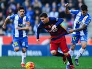 """Bóng đá - Barca – Espanyol: Tìm lại uy danh trước """"hàng xóm"""""""
