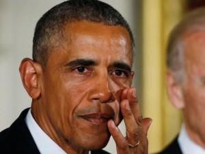 Thế giới - Obama khóc vì trẻ em thiệt mạng do súng
