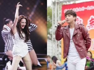 Ca nhạc - MTV - Bảo Anh, Hồ Quang Hiếu diễn sung mặc scandal