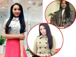 Người mẫu - Hoa hậu - 17 bộ cánh 'phản chủ' của hoa hậu Kỳ Duyên
