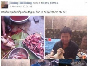 """Tin tức trong ngày - Giết khỉ dã man rồi khoe """"chiến tích"""" trên facebook"""