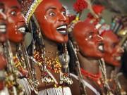 Du lịch - Bộ tộc kỳ lạ đàn ông phải thi sắc đẹp mới lấy được vợ