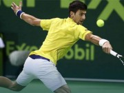 "Tennis - Djokovic – Verdasco: Uy lực của ""Vua"" (V2 Qatar Open)"