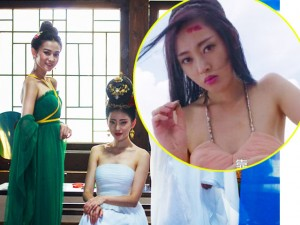 Thời trang 'nhái, nhảm' trong phim 'nóng' nhất xứ Hoa