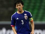 Bóng đá Việt Nam - U-23 Nhật Bản mất thủ lĩnh trước trận giao hữu với U-23 Việt Nam