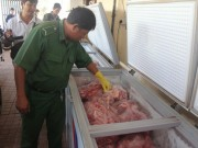Thị trường - Tiêu dùng - Biến thịt trâu thành thịt bò bằng chất cấm