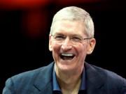 Doanh nhân - CEO Apple nhận bao nhiêu tiền thưởng trong năm 2015?