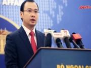 Video An ninh - Việt Nam yêu cầu TQ chấm dứt điều máy bay ra Trường Sa