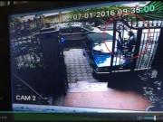 An ninh Xã hội - Lộ hình ảnh kẻ cướp xe chở vàng ở Hà Đông