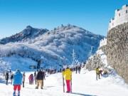 Du lịch - Những điểm du lịch nước ngoài tuyệt nhất trong mùa đông