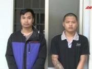 Video An ninh - Công an HN truy bắt 2 kẻ giết người có lệnh truy nã