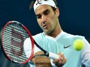 Thể thao - Federer - Dimitrov: Trả giá vì sai lầm (TK Brisbane)