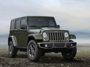 Ô tô - Xe máy - Jeep tung loạt phiên bản đặc biệt nhân dịp kỷ niệm 75 năm phát hành