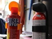 Tin tức trong ngày - Giải đáp 10 nỗi lo về bình cứu hỏa trên xe ô tô