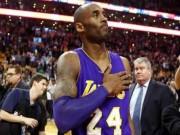 Thể thao - Tin thể thao HOT 8/1: Kobe Bryant chạm mốc 33.000 điểm