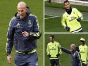 """Bóng đá - Zidane đưa CR7 """"lên mây xanh"""" trước trận ra mắt"""