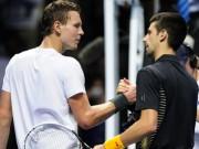 Thể thao - Djokovic - Berdych: Khắc tinh (BK Qatar Open)