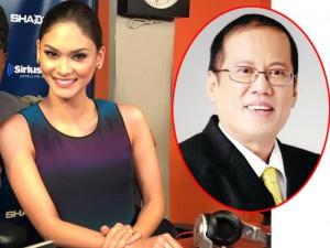 Hoa hậu Hoàn vũ lần đầu nói về tin hẹn hò tổng thống
