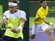 Thể thao - Chung kết Doha: Thư hùng Djokovic - Nadal