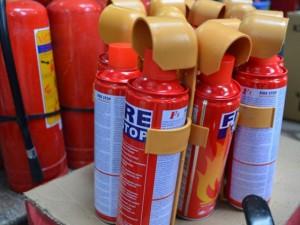 Tin tức trong ngày - Cảnh sát PCCC có được dừng ô tô kiểm tra bình cứu hỏa?