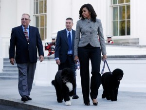 Thế giới - Mỹ: Phá âm mưu bắt cóc chó của Tổng thống Obama