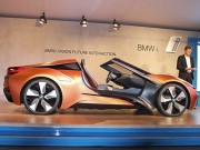 """Ô tô - Xe máy - Bất ngờ với siêu xe tự lái BMW i8 Spyder """"trong mơ"""""""