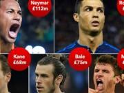 Bóng đá - Lộ danh sách 'săn đầu người' trị giá 400 triệu bảng của MU