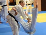 Thể thao - Tổng thống Putin quật ngã tuyển thủ Judo quốc gia