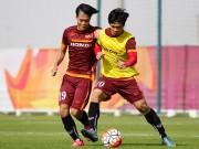 """Bóng đá Việt Nam - U23 Việt Nam """"sướng"""" với sân tập đẳng cấp ở Qatar"""