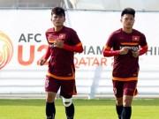 """Bóng đá - U23 VN bất ngờ đón thêm """"thương binh"""" ở Qatar"""