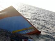 Tin tức trong ngày - Chìm tàu cá chở 14 thuyền viên ở Vũng Tàu