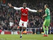Bóng đá - Chi tiết Arsenal - Sunderland: Ngược dòng mỹ mãn (KT)