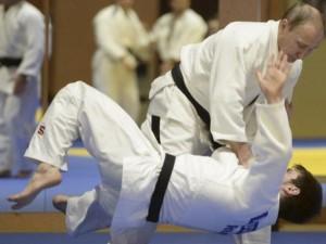 """Thế giới - Video Putin """"quật ngã"""" nhà vô địch judo Olympic"""
