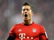 """Bóng đá - MU & Chelsea """"phát cuồng"""" vì siêu tiền đạo Lewandowski"""
