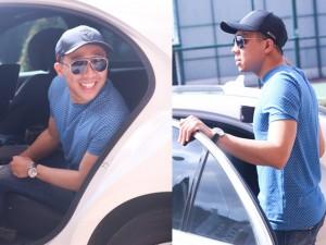 Đời sống Showbiz - Trấn Thành được đưa đón bằng xe sang bạc tỷ