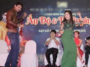 Phim - Sao 'Cô dâu 8 tuổi' múa hát chiêu đãi fan Việt