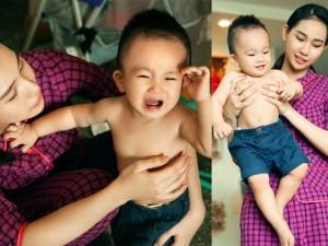 Cuộc sống giản dị của bà mẹ đơn thân xinh đẹp Thanh Trúc