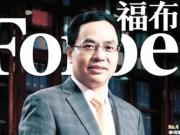 """Tài chính - Bất động sản - Những tỷ phú""""bốc hơi"""" trên sàn chứng khoán Trung Quốc"""