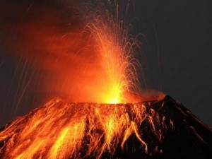 Thế giới - Sức phá hủy khủng khiếp của núi lửa lớn nhất thế giới