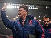 Bóng đá - MU – Van Gaal: Chia tay sớm bớt đau khổ