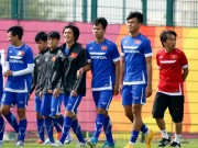 Bóng đá - 10 cảnh sát bảo vệ buổi tập của U23 Việt Nam ở Qatar
