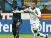 Video bàn thắng - Inter – Sassuolo: Bị kịch phút bù giờ