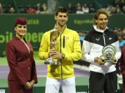 Tennis - Tennis 24/7: Federer - Djokovic khóc cười đầu năm mới