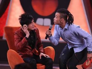 Ca nhạc - MTV - Đan Trường lúng túng với hành động 'khùng điên' của MC
