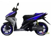 Ô tô - Xe máy - Lộ ảnh tân binh 125cc của Yamaha