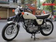 Ô tô - Xe máy - Yamaha SR400, xế cổ tái xuất