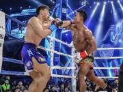 """Thể thao - """"Hoàng tử Muay Thái"""" đả bại cao thủ Trung Quốc"""