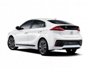 Ô tô - Xe máy - Hyundai Ioniq thách thức các mẫu xe công nghệ cao